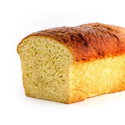 Selbst gemachtes Hokkaido Milk Bread
